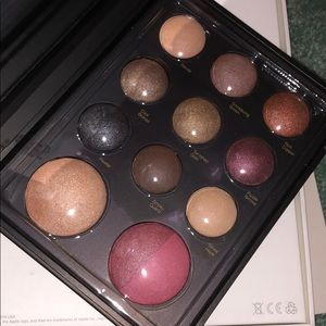 SEPHORA Up in Smoke Baked eye and face palette